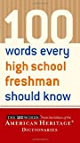 [???]: 100 Words Every High School Freshman Should Know