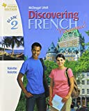 Jean-Paul Valette: Discovering French Nouveau! Texas Edition, Blanc 2 (French Edition)