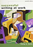Kolin: Successful Writing at Work 7th Ed + Perrin Pocket Guide to Apa
