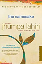 The Namesake by Jhumpa Lahiri