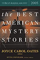 The Best American Mystery Stories 2005 by…
