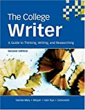 Sebranek, Patrick: The College Writer