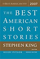 The Best American Short Stories 2007 by…