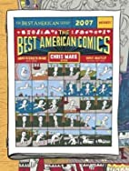 The Best American Comics 2007 by Anne…