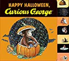 Happy Halloween, Curious George tabbed board…