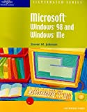 Johnson, Steve: Microsoft Windows 98 and Windows Millenium Edition - Illustrated Introductory (Illustrated (Thompson Learning))