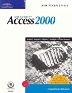 New Perspectives on Microsoft Access 2000,…