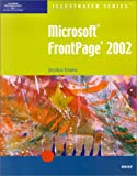 Evans, Jessica: Microsoft FrontPage 2002 - Illustrated Brief (Illustrated Series)