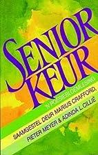 Senior Keur: 'n Poesiebloemlesing…