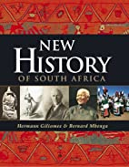 New History of South Africa by Hermann…