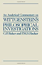 Wittgenstein, Meaning and Understanding…