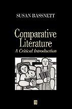 Comparative Literature: A Critical…