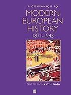 A Companion to Modern European History:…