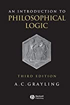 An Introduction to Philosophical Logic by A.&hellip;