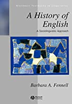 A History of English: A Sociolinguistic…