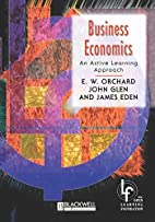 Business Economics: An Active Learning…