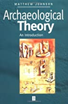 Archaeological Theory: An Introduction by…