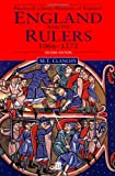 Clanchy, M.T.: England and Its Rulers 1066-1272: With an Epilogue on Edward I (1272-1307)