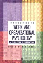 Introduction to Work and Organizational…