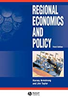Regional Economics and Policy by Harvey…