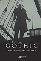 The Gothic by David Punter