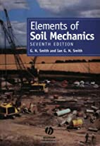 Elements of Soil Mechanics by G. N. Smith