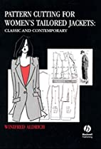 Pattern Cutting for Women's Tailored…