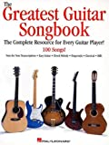 Hal Leonard: The Greatest Guitar Songbook