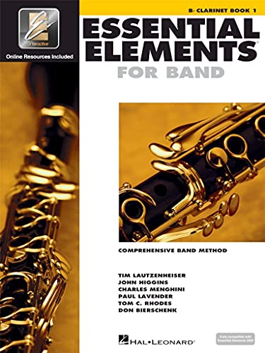 essential-elements-2000-comprehensive-band-method-b-flat-clarinet-book-1