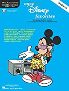 Easy Disney Favorites by Hal Leonard…