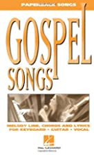 Gospel Songs (The Paperback Songs (Tm).) by…