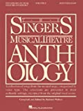 Walters, Richard (Editor) / Carlstein, Mark (Editor) / Granger, Milton (Editor): The Singer's Musical Theatre Anthology: Baritone/Bass