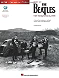 Marshall, Wolf: Best of The Beatles for Acoustic Guitar (Guitar Signature Licks)