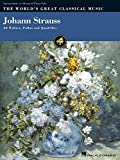 Johann Strauss Intermediate to Advanced Piano Solo