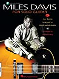 Findlay, Jamie: Miles Davis for Solo Guitar