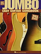 Jumbo Easy Guitar Songbook (Easy Guitar with…