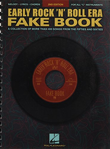early-rock-n-roll-era-fake-book-fake-books