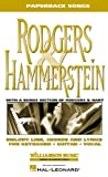 Hal Leonard: Rodgers &amp; Hammerstein Paperback Songs