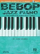 Bebop Jazz Piano (Hal Leonard Keyboard Style…