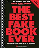 Hal Leonard Publishing Corporation: The Best Fake Book Ever: C Edition