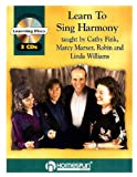 Marxer, Marcy: Learn to Sing Harmony