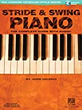 Valerio, John: Stride & Swing Piano: Complete Guide