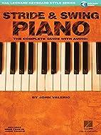 Stride and Swing Piano: Hal Leonard Keyboard…