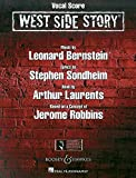 Bernstein, Leonard: Westside Story Vocal Score