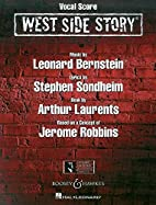 West Side Story [Vocal Score] by Leonard…