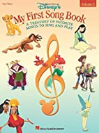 Disney's My First Songbook: PVG v. 2:…