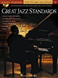 Great Jazz Standards: Easy Piano Cd Play-along
