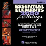 Paul Lavender: Essential Elements 2000 for Strings (Play-Along CD Set, Book 2)