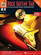Rock Guitar Tab: 50 Note-For-Note Guitar…