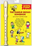 [???]: The Charlie Brown Songbook: Recorder Fun  With Easy Instructions  Baseball Theme, Blue Charlie Brown, Charlie Brown Theme, Christmas Time Is Here, Happiness Theme, Linus and Lu